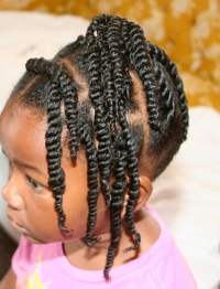 64 Cool Braided Hairstyles for Little Black Girls | Page 2 ...