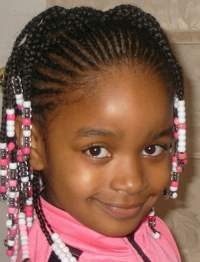 Braid Designs For Little Black Girls