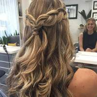 25 Very Stylish Soft Braided Hairstyles ideas 2018-2019 ...