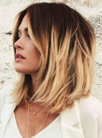 Short Hairstyles Ombre - Best Short Hair Styles