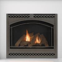 Heat & Glo SL-550 Slim Line Gas Fireplace