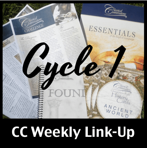 CC Cycle 1 Weekly Link-Up