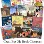 Great Big Ole Book Giveaway {CC Cycle 2}