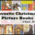 Favorite Christmas Picture Books and Read Alouds