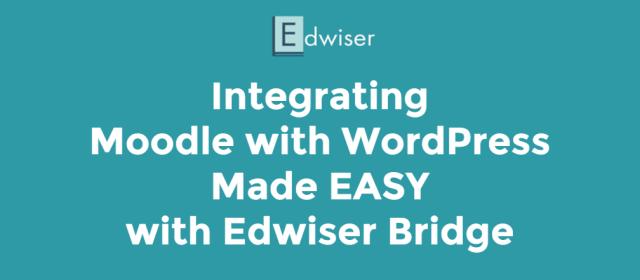 Edwiser Bridge Review: WordPress And Moodle LMS