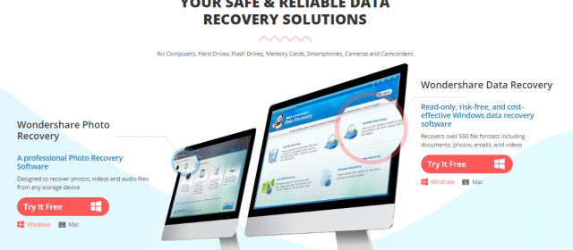 Keeping Your Data Safe & Secure With Wondershare Data Recovery