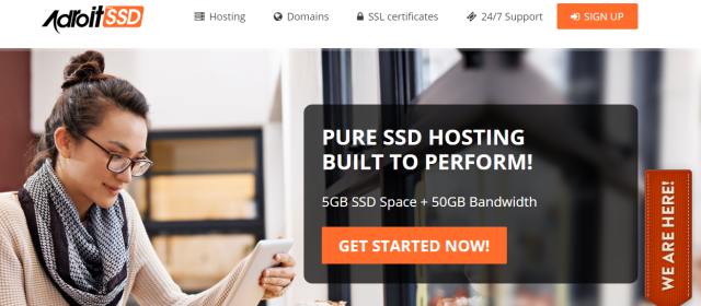 Adroit SSD Review: Efficient & Economic Web Hosting