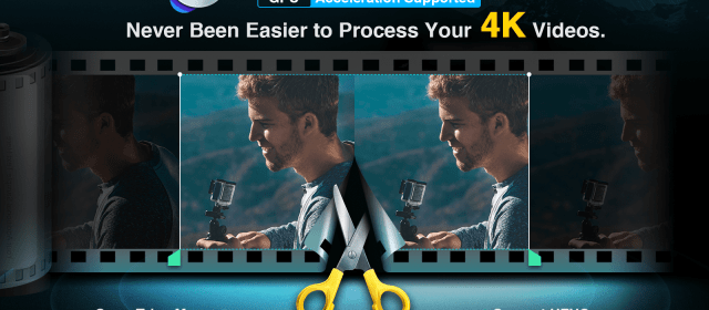 An easier way to process GoPro 4K videos with full hardware acceleration