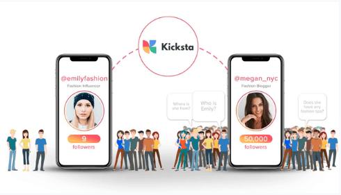 How Kicksta Works