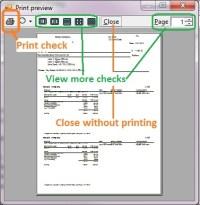 Print Blank Checks QuickBooks