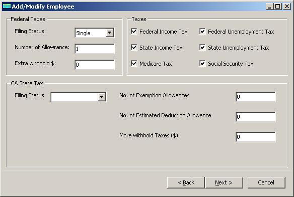 state payroll tax calculator