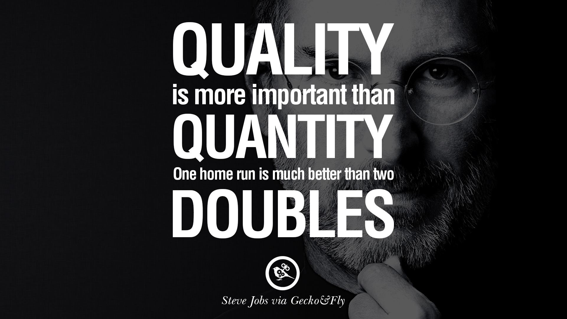 Steve Jobs Quotes Your Time Is Limited Wallpaper What Is Quality Assurance