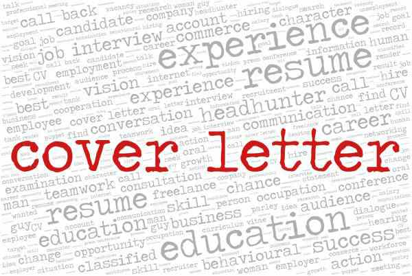 How to Draft an Effective Cover Letter - Hallie Crawford