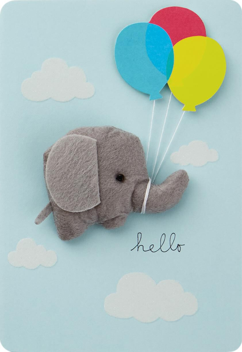 Posh Balloons New Baby Boy Congratulations Card Greeting Congratulations Baby Boy Images Congratulations Baby Boy Christian Elephant Balloons New Baby Boy Congratulations Card Greeting Cards Elephant baby shower Congratulations Baby Boy