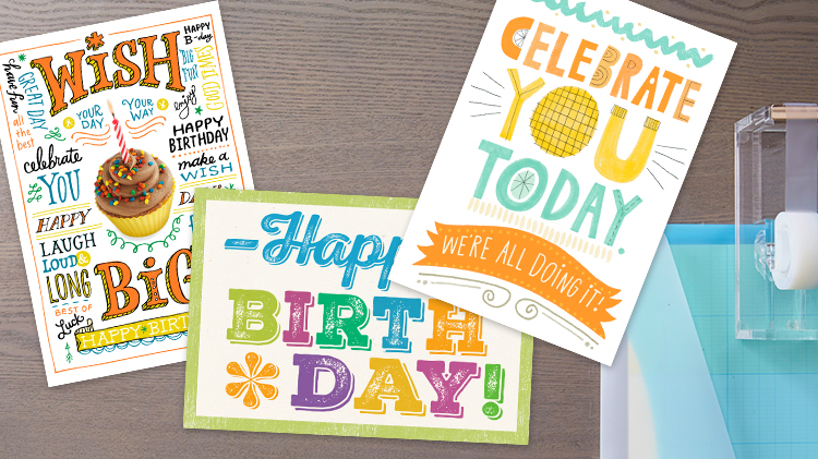 25 Sentiments for Staff Birthday Cards Hallmark Business Connections