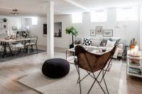 Clean Scandinavian interior design style | Hall of Homes