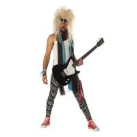 80s Hair Band Maniac Costume