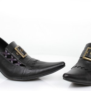 "301-QUAKE, 3"" Heel Witch Shoe"