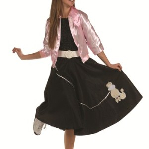 50's Girl Teen costume