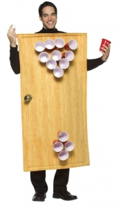 Adult Beer Pong Costume