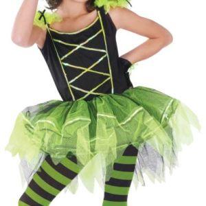 Ballerina Witch Costume