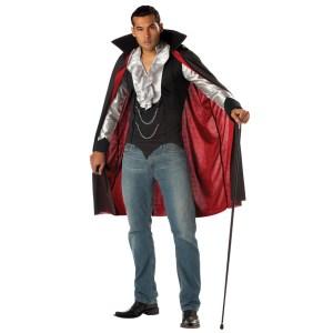 Cool Vampire Men Costume