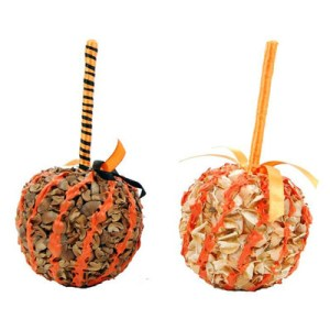 Decorative Halloween Candy Apple