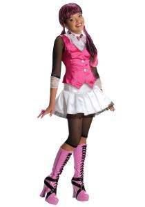Girl's Monster High Draculaura Costume