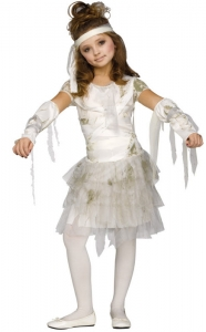 Girl's Mummy Costume