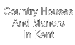 Country Houses and Manors In Kent Image