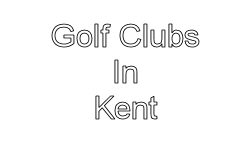 Golf Clubs In Kent Image