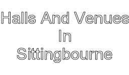 halls and venues in sittingbourne image