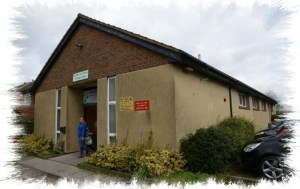 sutton at hone village hall
