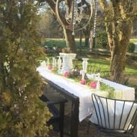 Vintage Outdoor Garden Party Decoration Ideas ~ Hallstrom Home