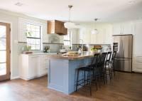 Seven Farmhouse Kitchen Designs ~ Hallstrom Home