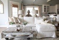 10 Gorgeous Farmhouse Living Rooms  Hallstrom Home