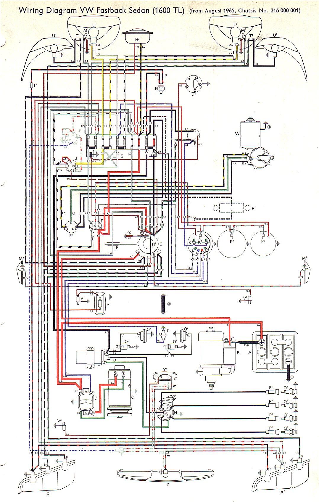 fiat diagrama de cableado de alternador