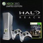 Xbox 360 250GB Halo Reach Console Bundle