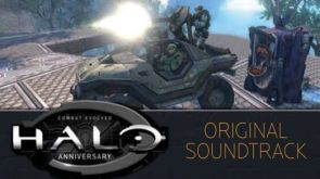 Halo: Combat Evolved Anniversary gets double disc soundtrack release