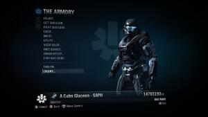 Armor Permutations Halo Reach Halopedia The Halo
