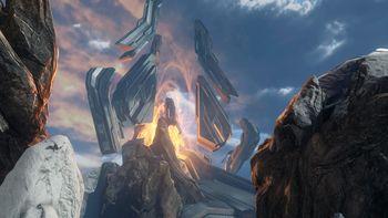 Heat Wallpaper Hd Meltdown Halopedia The Halo Encyclopedia