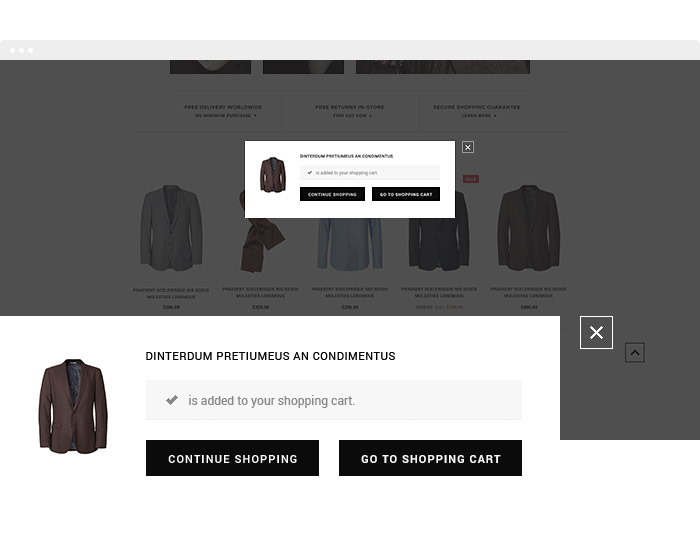FORTE - Responsive Shopify Template - HaloThemes