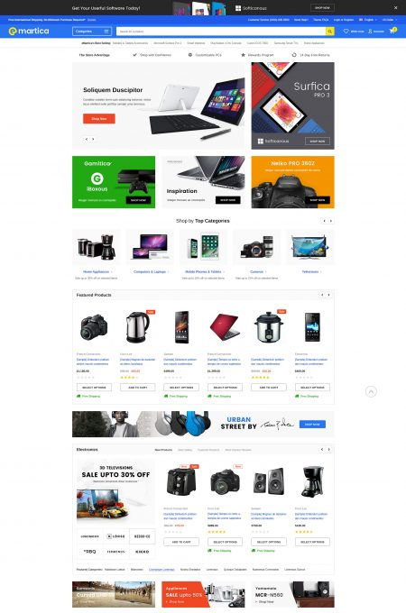 Shopify Templates by HaloThemes Find the right template for - shopify template