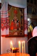 Мироточивая икона св. Николая