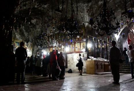В храме Успения Пресвятой Богородицы