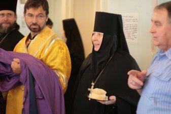 Игумения Серафима (Волошина) настоятельница Свято-Иоанновского монастыря