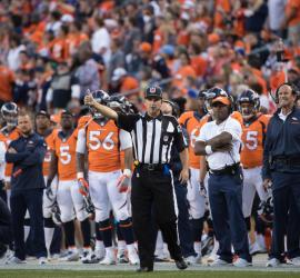 Coverage of the Denver vs San Francisco Pre-Season Game in Denver, CO, Saturday August 20, 2016.