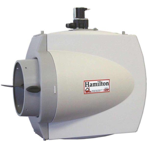 Hamilton 12HF Whole House Water Saver Flow-Through Humidifier