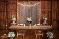 Hamilton Photography sweetheart table - rustic maryland ...