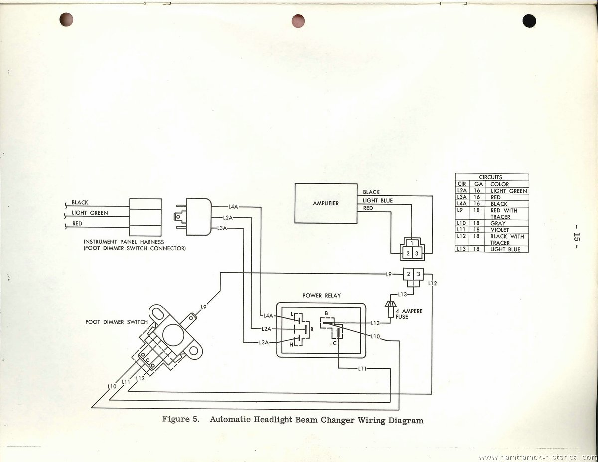 66 barracuda engine wiring harness